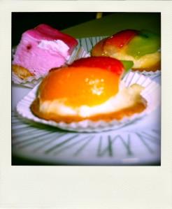 mini-taartjes