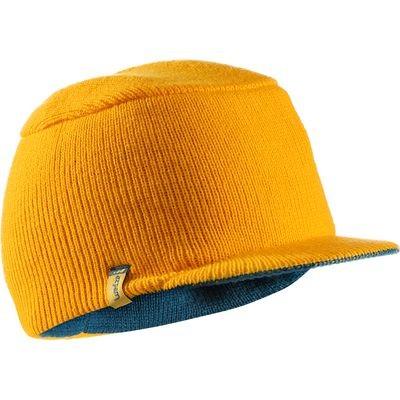 Omkeerbaar naar blauw met geel!